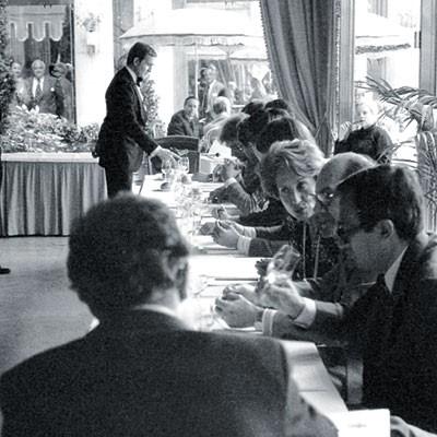 Judgement of Paris tasting