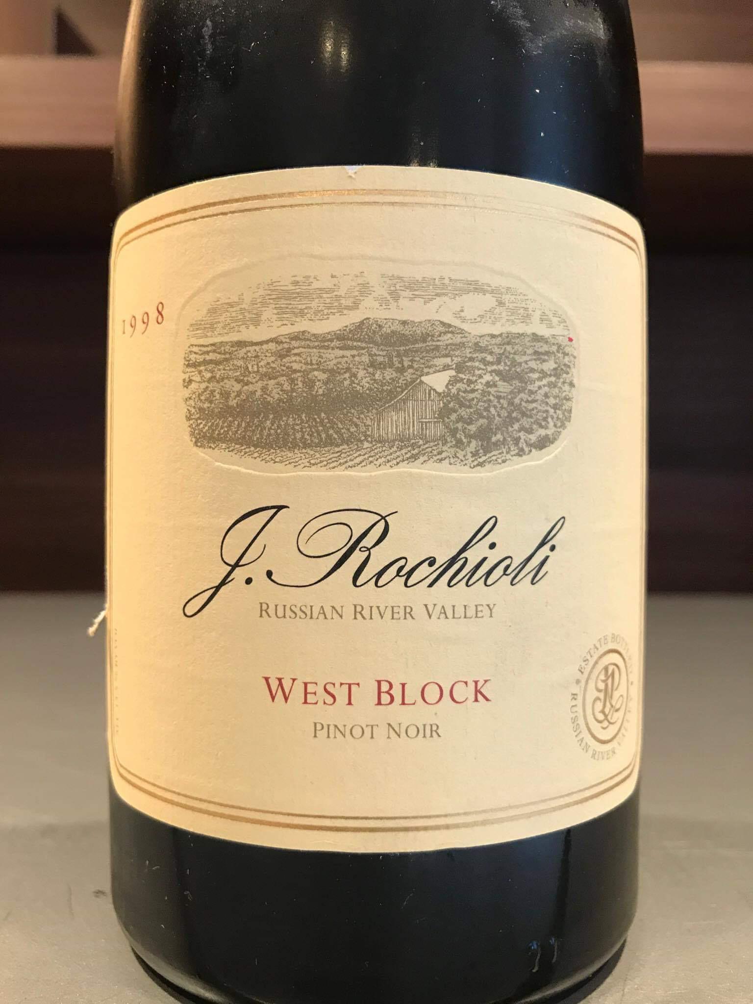 ウエストブロック J. Rochioli West Block