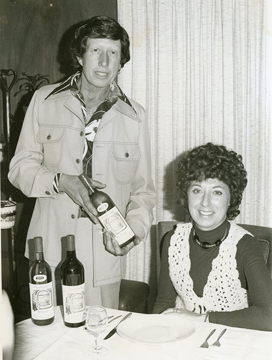 Evelyn and Leo Trentadue