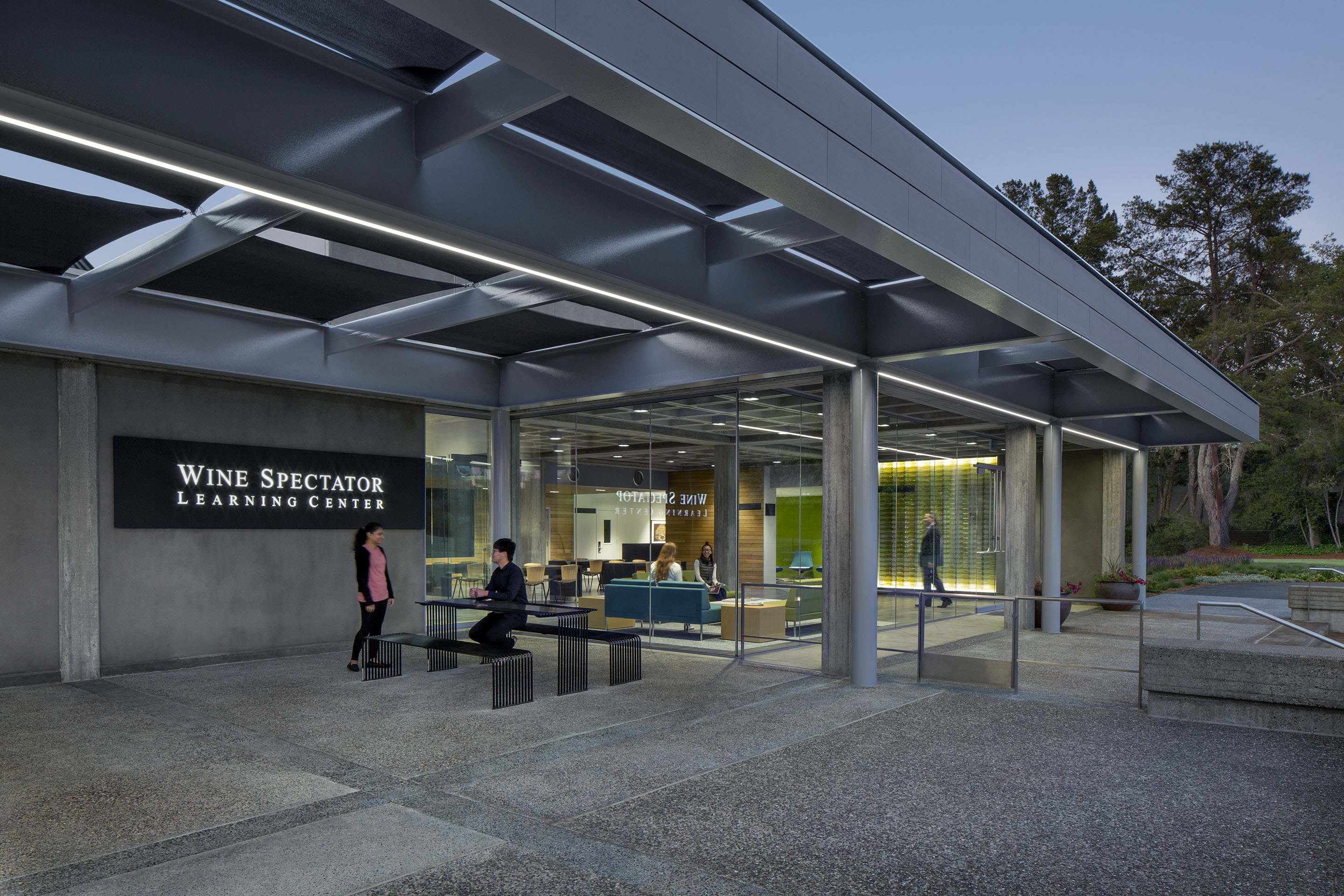 Wine Spectator Learning Center(Sonoma State University)
