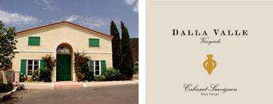 Dalla Valle Winery,Dalla Valle Logo
