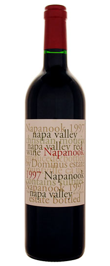 Dominus Napanook Proprietary Red
