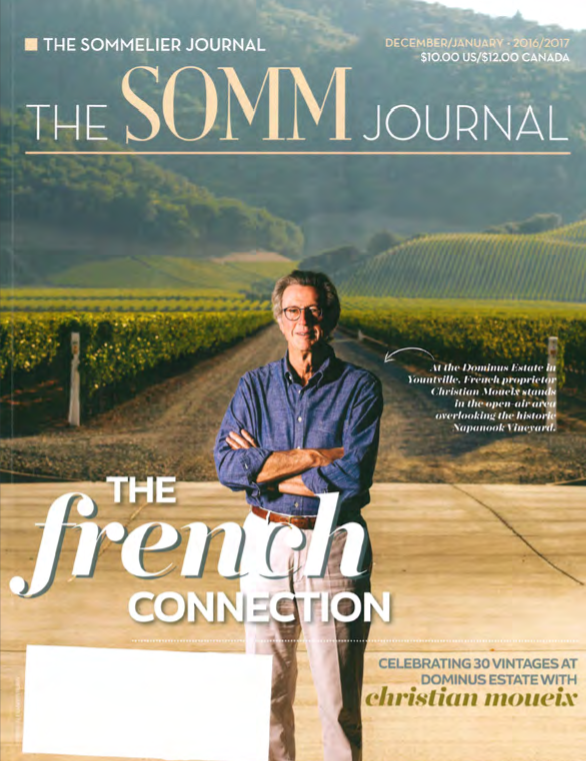 The Sommelier Journal 2016