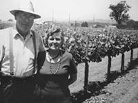 Charlie Wagnerと妻Lorna Belle Glos Wagner