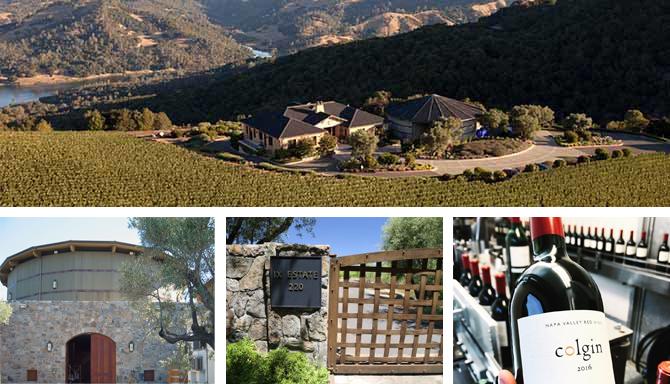 Colgin Winery