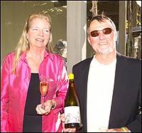 Helen Turley and John Wetlaufer