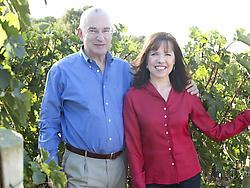 Joe Wender and Ann Colgin