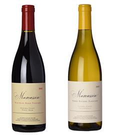 Marcassin Blue Slide Ridge Sonoma Coast Pinot Noir,Marcassin Three Sisters Vineyard Sonoma Coast Chardonnay