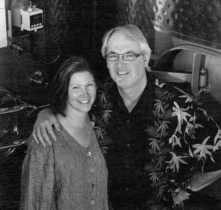 Carla and David Ramey