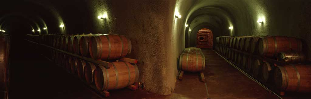 Dunn Vineyards Cave