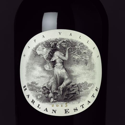 Harlan Estate Label