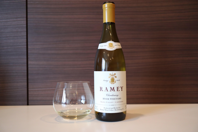 Ramey Hyde Vineyard Chardonnay 2016