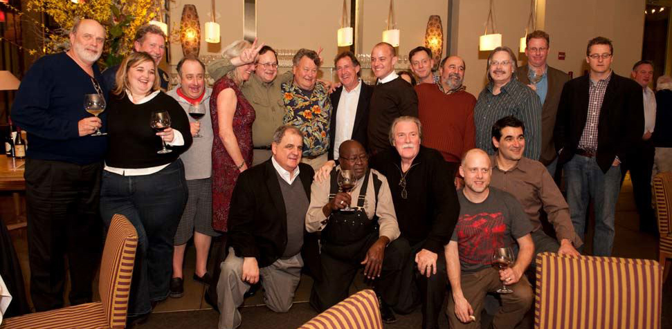 Burt Williams Tribute Dinner 2011