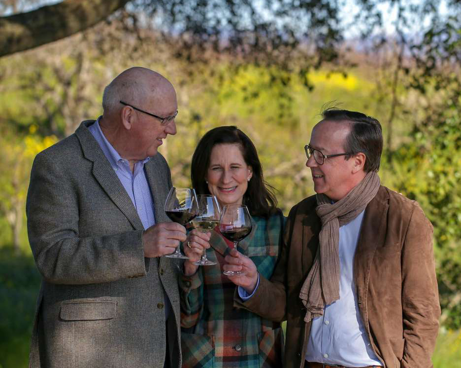 Merry Edwards and Louis Roederer
