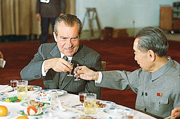ixon and Zhou's 'Toast to Peace'