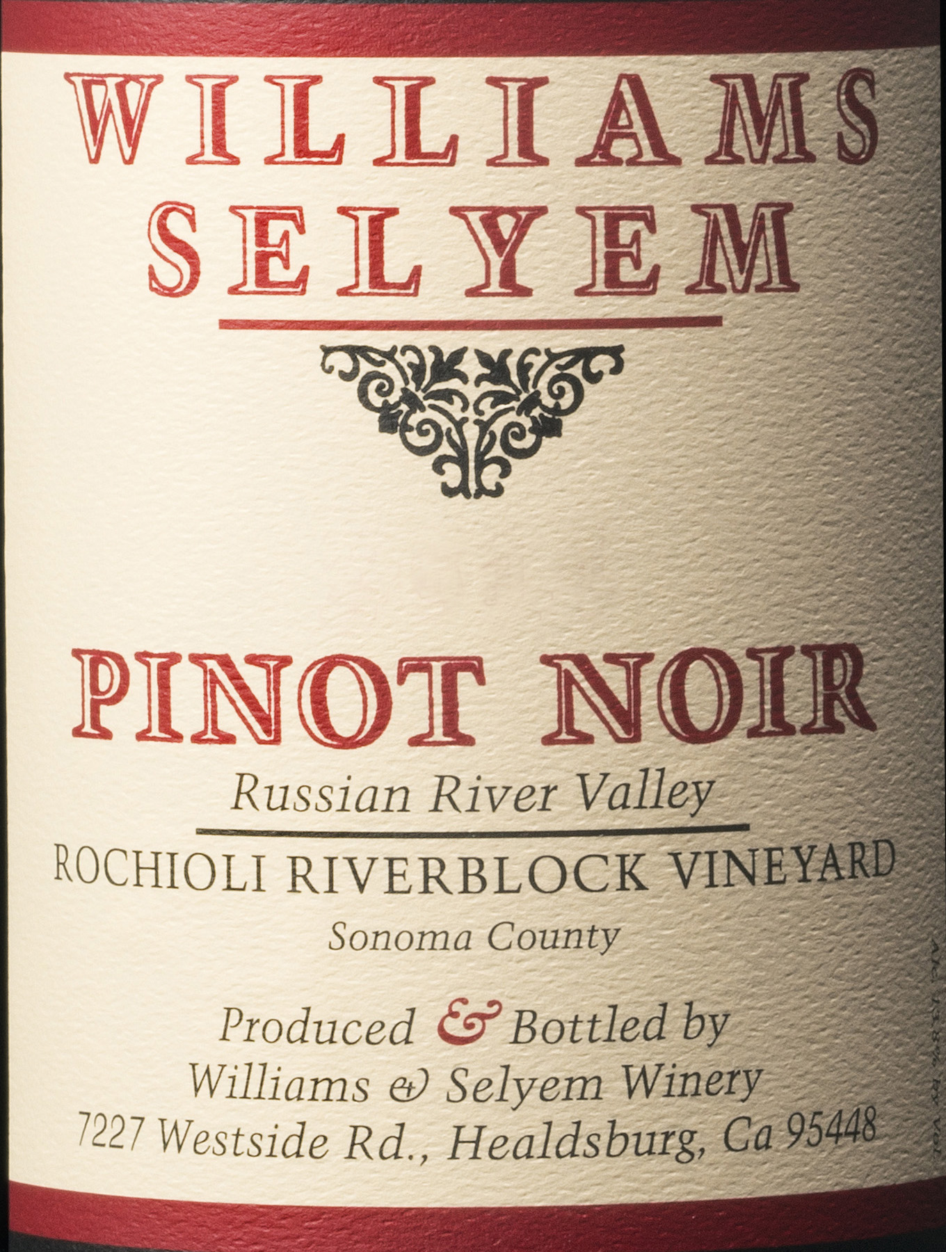 Rochioli Vineyard