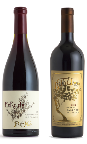 EnRoute Wine,Bella Union Winery