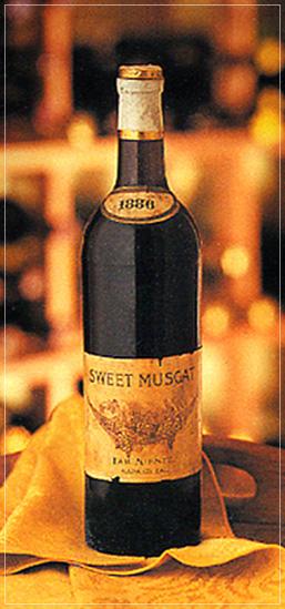 Far Niente Sweet Muscat 1886