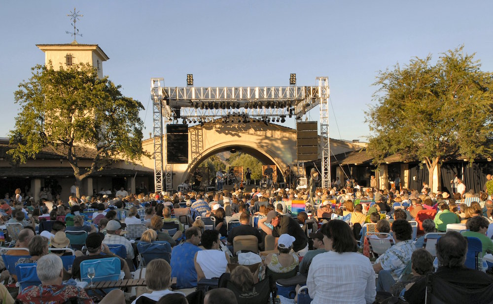 Margrit Mondavi Summer Concert Series