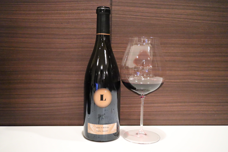 Lewis Cellars Alec's Blend Red Wine Napa Valley 1999
