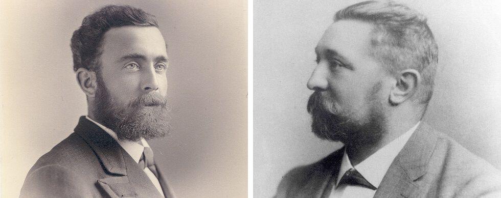 Jacob Beringer,Frederick Beringer