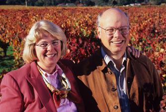 Kathleen Heitz Myers and David Heitz
