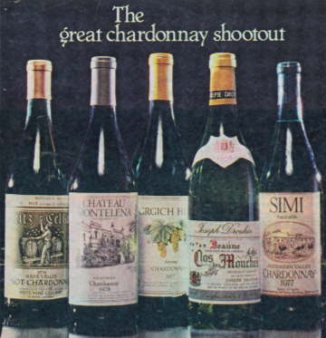 The Great Chardonnay Shootout