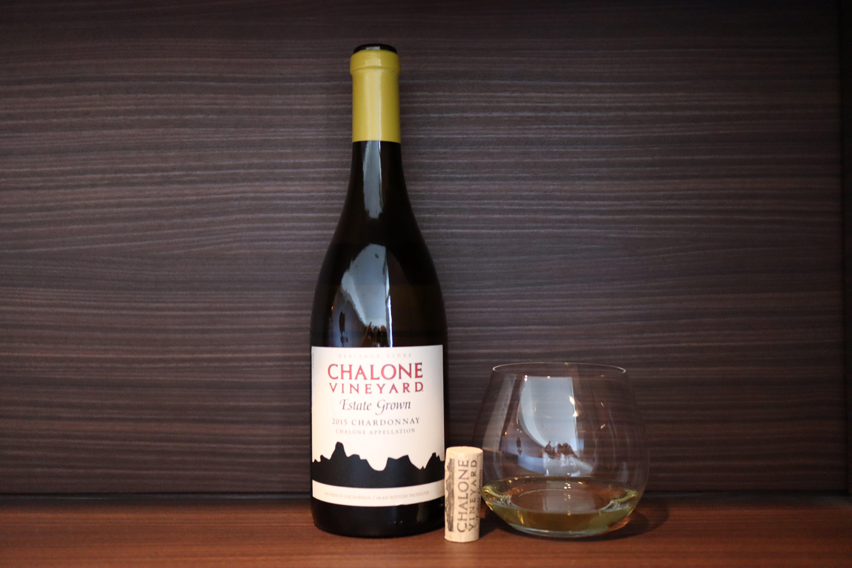 Chalone Vineyard Estate Grown Chardonnay 2015