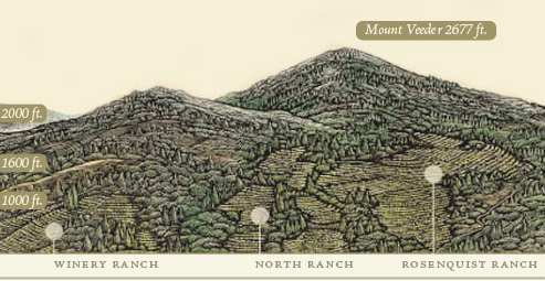 3 ranches