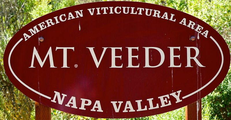 Mount Veeder AVA