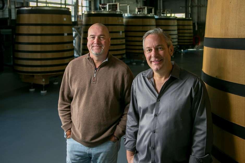 Dan Kosta and Michael Browne