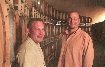 Michael Browne and Dan Kosta