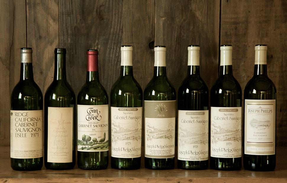 Eisele Vineyard Wines