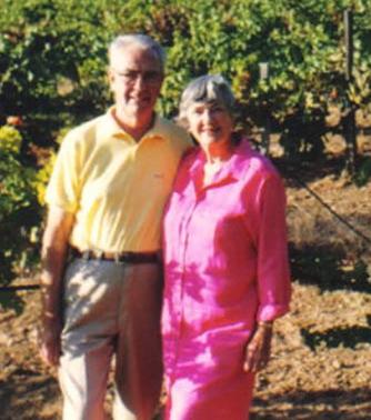Milton and Barbara Eisele