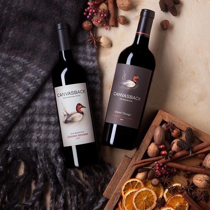Canvasback Wine