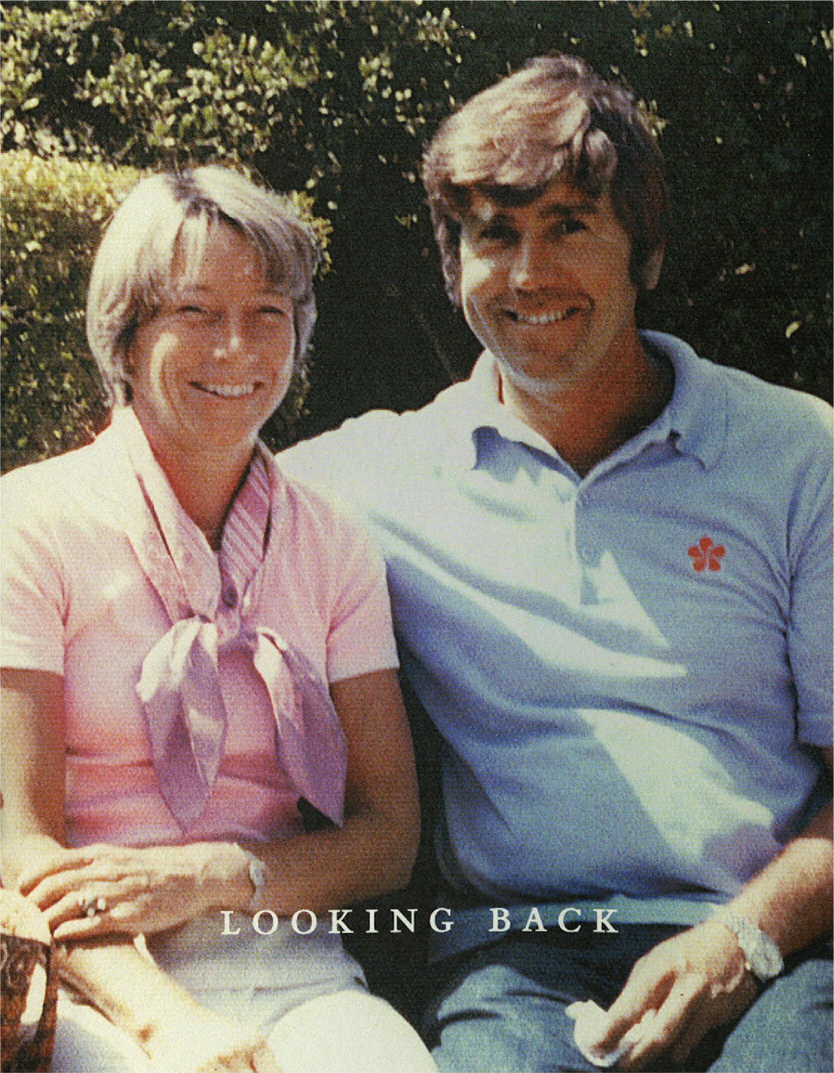 Mary Weber Novak and Jack Novak