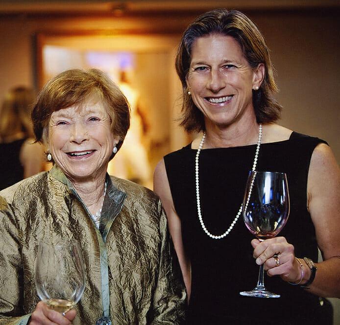 Mary Novak and Beth Novak