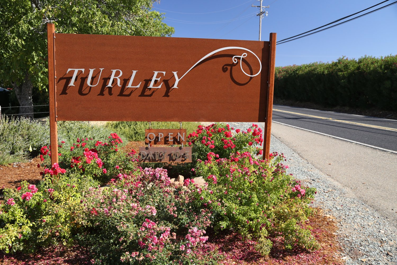Turley Wine Cellars Amador County Tasting Room