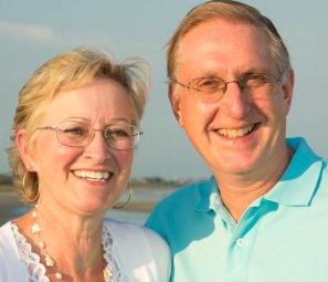 Anne McMinn and Chuck McMinn