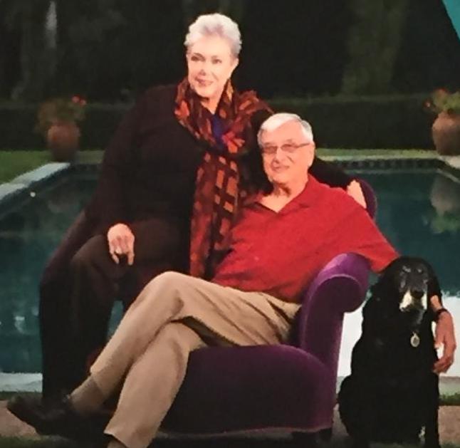 Teresa Norton and Tom Paine