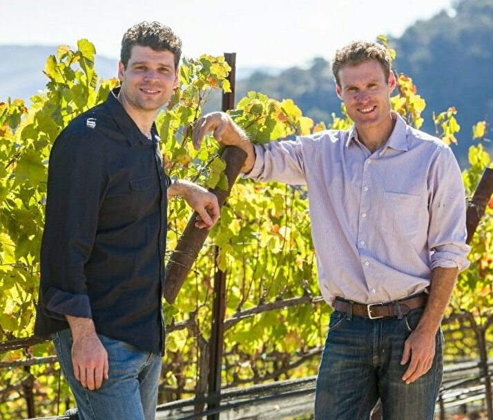 Jeff and Mark Pisoni
