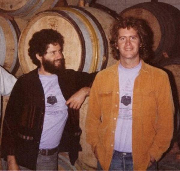 Adam Tolmach and Jim Clendenen