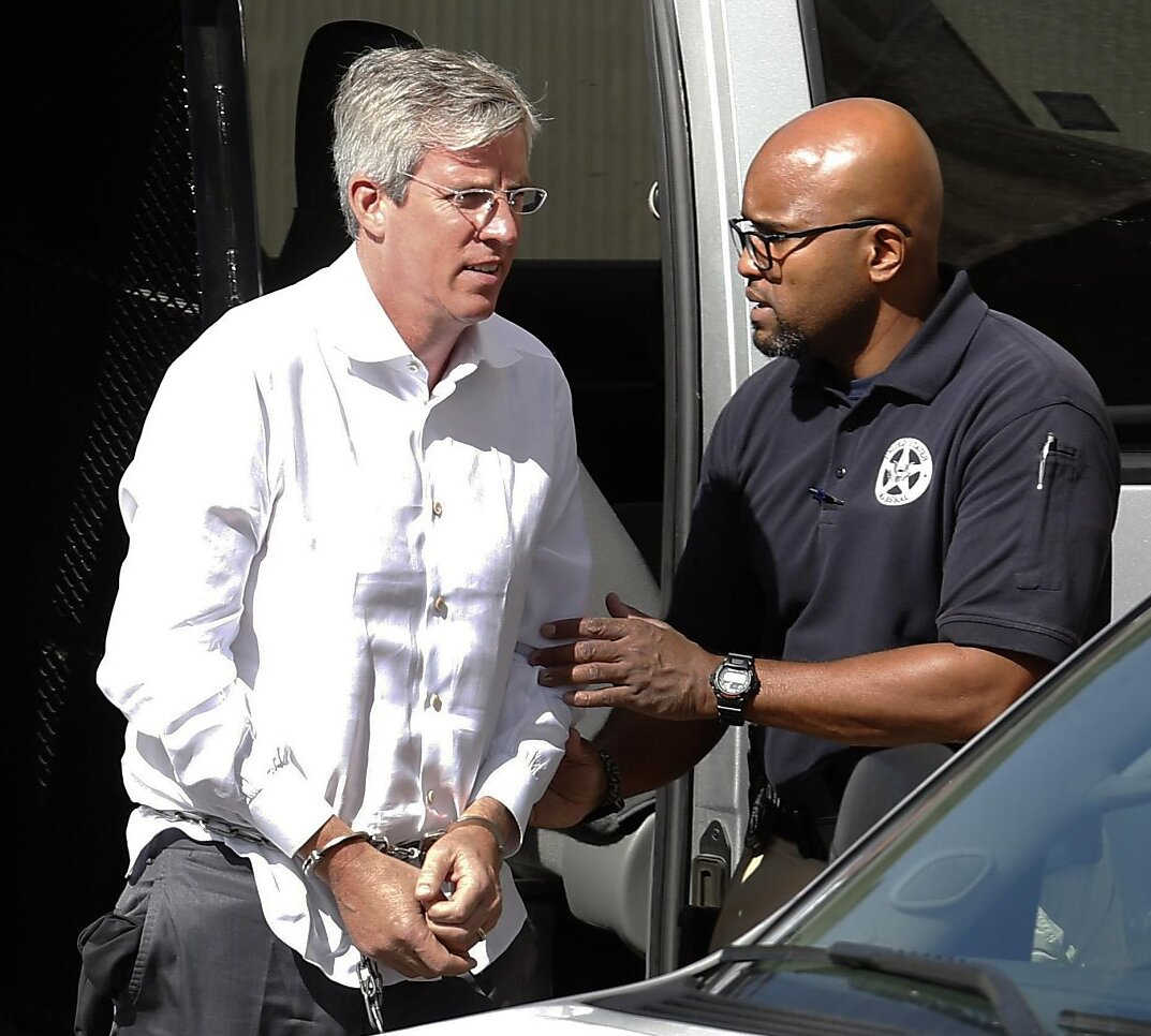 CHARLES BANKS SENTENCED TO FOUR YEARS BEHIND BARS